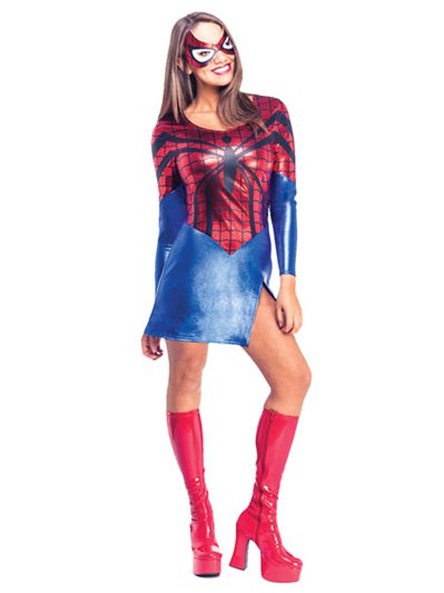 Spider-Woman - Costume Adulto