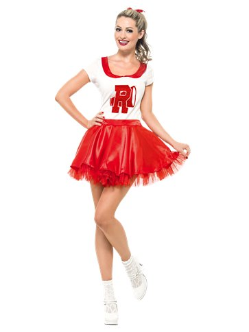 Sandy cheerleader - Costume adulto front