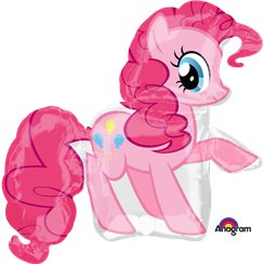 Palloncino Pinkie Pie My little pony - 76 cm