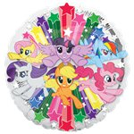 Palloncino in foil My little pony - 45 cm