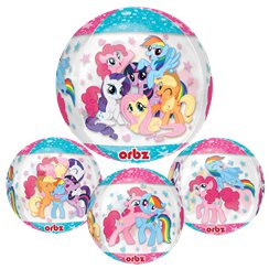 Palloncino Orbz My Little Pony - 40 cm