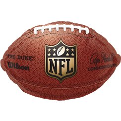 Palloncino in foil football NFL - 43 cm