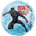 Palloncino in foil Black Panther - 45 cm