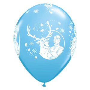 Palloncini Frozen 2 Disney in lattice - 30 cm