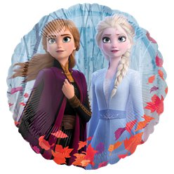 Palloncino Frozen 2 Disney in foil - 45 cm