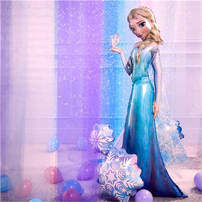 Frozen Disney Set palloncini