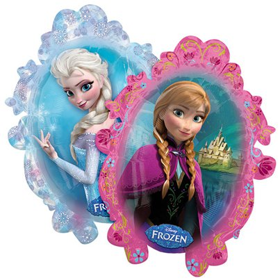 Frozen Disney - Palloncino in foil 78 cm