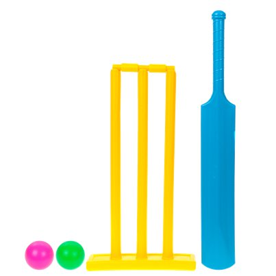 Set per cricket da 58 cm