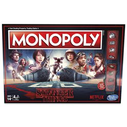 Gioco del Monopoli Stranger Things