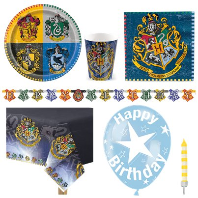 Harry Potter - Set festa confezione deluxe per 8