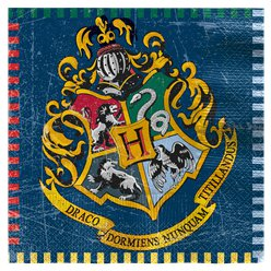 Harry Potter - Tovaglioli di carta 33 cm