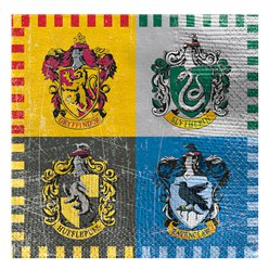 Tovaglioli di carta Harry Potter - 25 cm