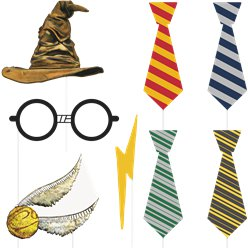 Accessori per foto Harry Potter