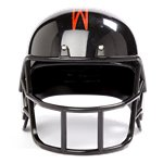 Casco da Football americano nero