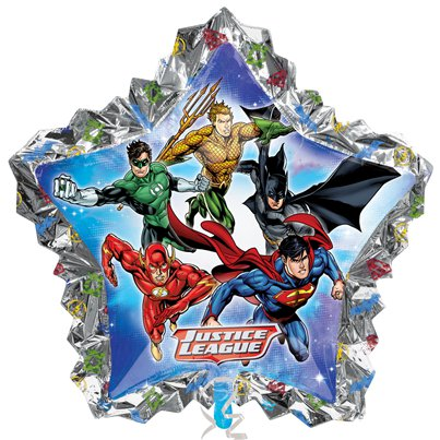 Justice League - Palloncino in foil 79 cm