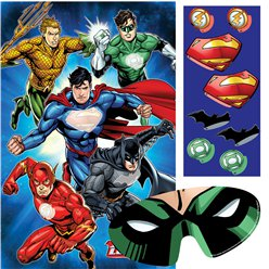 Gioco per feste Justice League