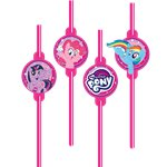 Cannucce di plastica My Little Pony