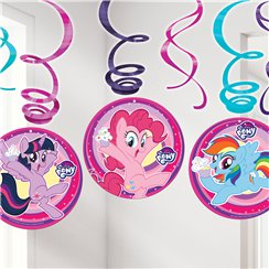 Spirali da appendere My Little Pony