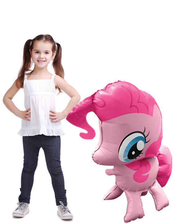 Palloncino in foil Airwalker My Little Pony - 74 cm
