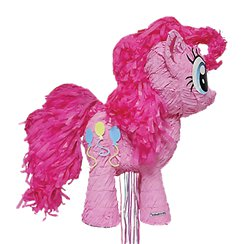 Pentolaccia a corda Pinkie Pie di My Little Pony