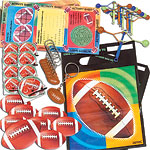 Set gadget football americano
