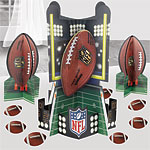 Set decorazioni tavola football americano