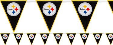 Bandierine Pittsburgh Steelers NFL - 3,6 m