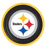 Piatti NFL Pittsburgh Steelers - Piatti di carta 23 cm