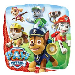 Palloncino in foil Paw Patrol - 45 cm