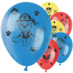 Palloncini in lattice Paw Patrol - 28 cm