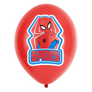 Palloncini in lattice Spider Man Uomo ragno - 28 cm