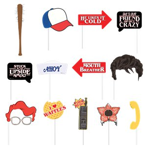 Accessori per foto Stranger Things