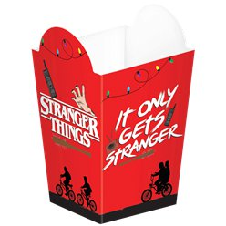 Contenitore per popcorn Stranger Things - 14 cm