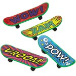 Mini skateboard da dita