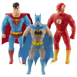 Supereroi elastici Justice League - 17,5 cm
