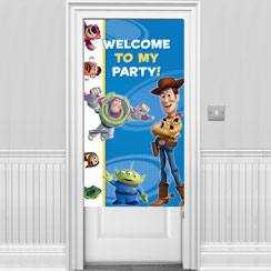 Poster per porta Toy Story - 1,7 m