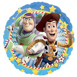 Palloncino in foil Toy Story - 45 cm