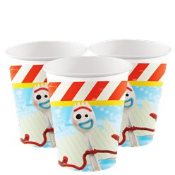 Bicchieri di carta Toy Story 4 - 266 ml
