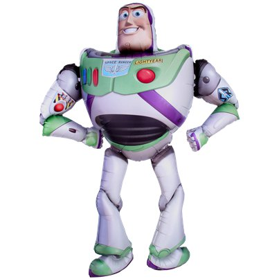 Palloncino Airwalker Buzz Toy Story - 157 cm