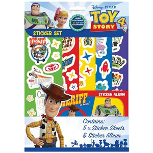 Set adesivi Toy Story 4