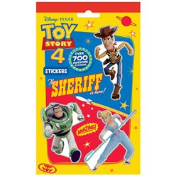 Set 700 adesivi Toy Story 4