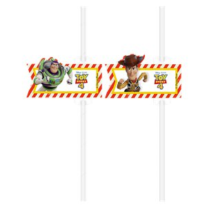 Cannucce di carta Toy Story 4