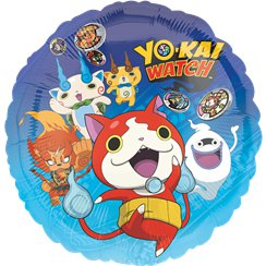 Palloncino in foil Yo-Kai Watch - 45 cm