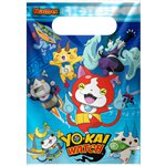 Sacchetti da regalo in plastica Yo-Kai Watch