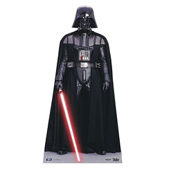 Mini sagoma di cartone Darth Vader - 95 cm