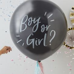 Palloncini per baby shower